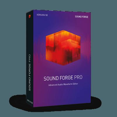 MAGIX Sound Forge Pro v12.0.29 Win