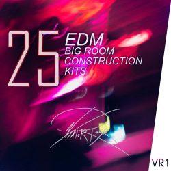 VR1 Big Room EDM Construction Kits WAV